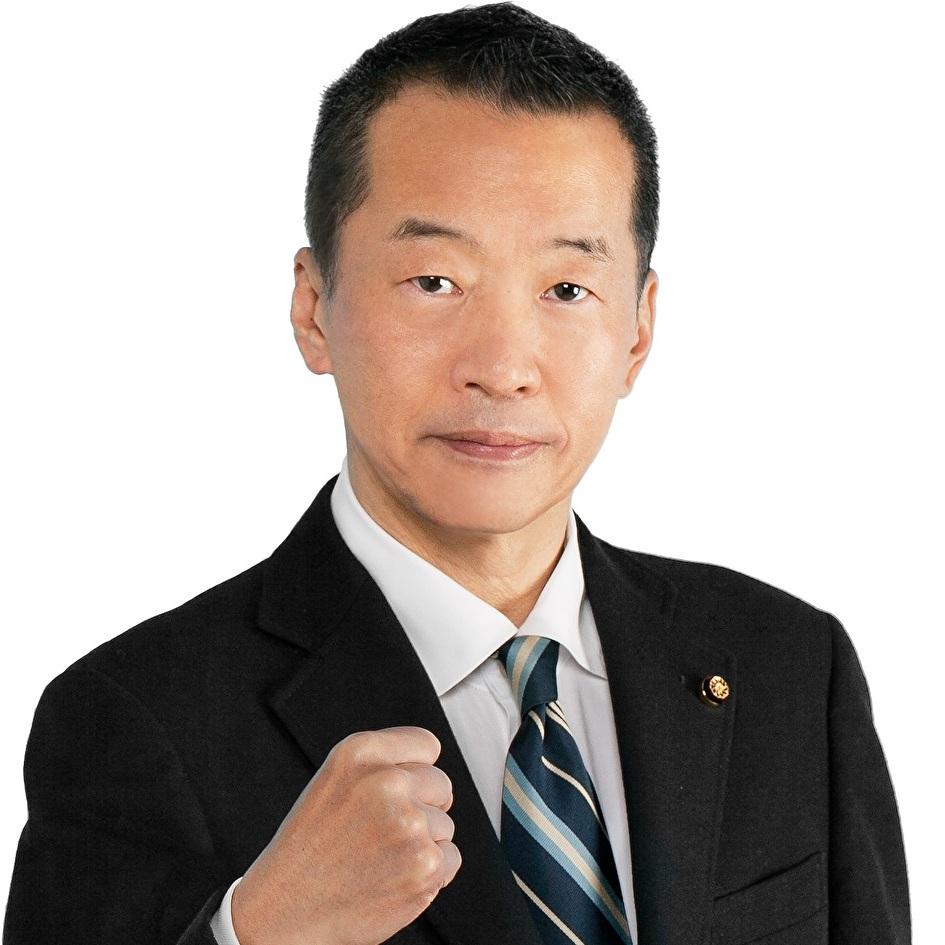 写真:政務調査会長/上村 五美 (うえむら いつみ)